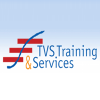 TVS Training and Services logo