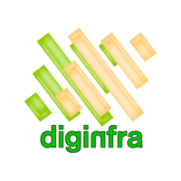 Diginfra Systems logo
