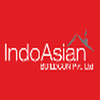 Indoasian uildcon Pvt Ltd logo