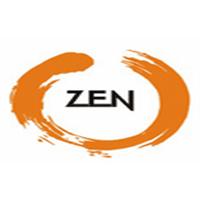 Zen Career Contours Company Logo