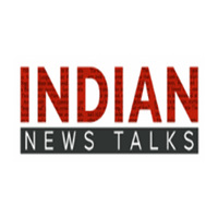 Indian News Talks logo