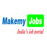 Makemy Jobs logo