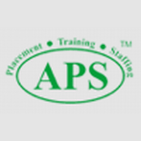 APS Pharmaceutical & Healthcare Recruiter logo
