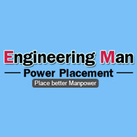 Engineering Man Power Placement logo
