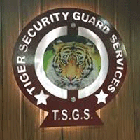 Tiger Security Guard Services Lucknow Company Logo