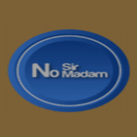 No Sir No Madam logo