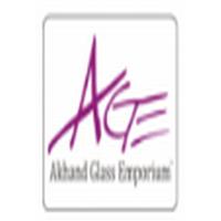 Akhand Glass Emporium Company Logo