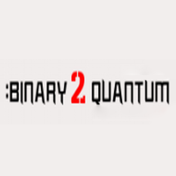 Binary2quantum Techbase logo