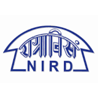 National Institute of Rural Development and Panchayati Raj (NIRD) logo