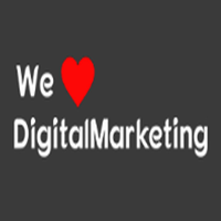 We Love Digital Marketing logo