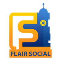 Flair Social logo