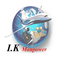I.K MANPOWER CONSULTANCY SERVICES Logo