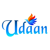 Udaan Jobs & Business Solutions Logo