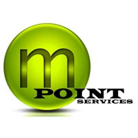 M Point Services logo