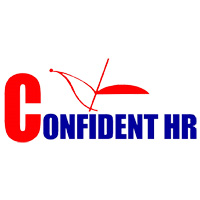 Confident HR logo