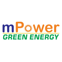 mPower Green Energy Pvt. Ltd. logo