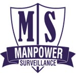 Manpower Surveillance (Security Guards Service) Logo