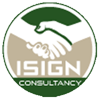 I SIGN CONSULTANCY logo