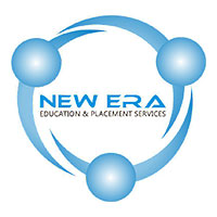 New Era Education & Placement Services Logo