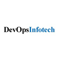 DevOps Infotech Company Logo