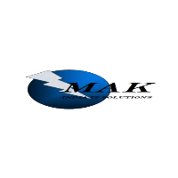 mak india IT Solutions logo