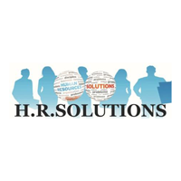 H.r. Solutions Akola Company Logo