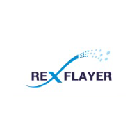 Rexflayer communication logo