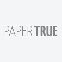 PaperTrue Company Logo