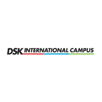 DSK International Campus logo