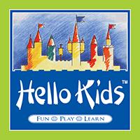 Hellokids-Anusha Company Logo