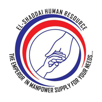 El-shaddai human resource logo