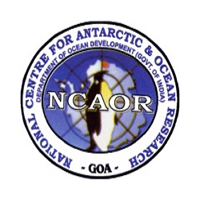 NCAOR - National Centre for Antarctic and Ocean Research logo
