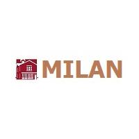 Milan Hotel Company Logo