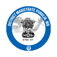 District Magistrate, Purulia logo