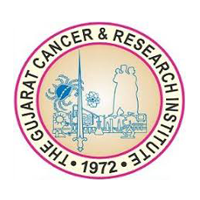 The Gujarat Cancer & Research Institute logo