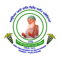 Baba Farid University of Health Sciences logo