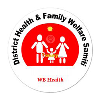 District Health & Family Welfare Samiti, Jhargram logo