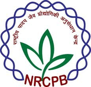 NATIONAL RESEARCH CENTRE ON PLANT BIOTECHNOLOGY logo
