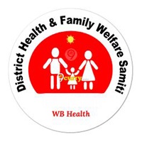 District Health & Family Welfare Samiti, Asansol logo
