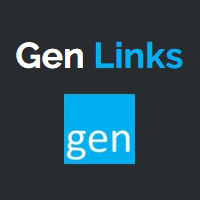 Gen Links Logo