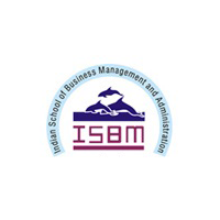 Indian school of Business Management & Administration logo