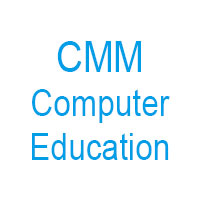 CMM Computer Education Company Logo