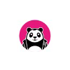 Backpacker Panda logo