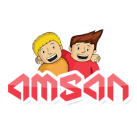 Amsan Web Solution logo
