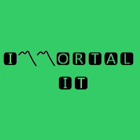 Immortal IT helpdesk logo