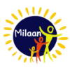 Milaan Be The Change logo