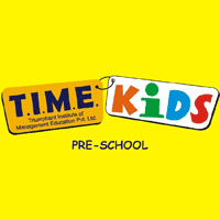 Time kids preschool logo
