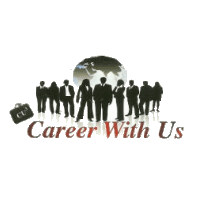 Career With Us logo