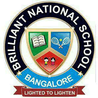Brilliant national school logo