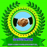 Sangamam women's multipurpose thrift and credit cooperative logo